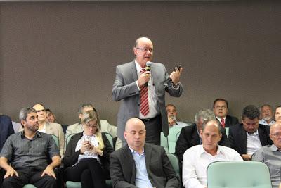 Representantes do setor mineral no evento deram contribuições para  próximas etapas do projeto